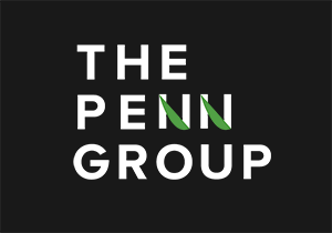 The Penn Group, LLC Logo Footer
